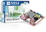 """Атомная"" плата MSI Wind Board MS-7314"