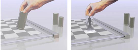 ALICE CHESS SET – шахматы из зазеркалья