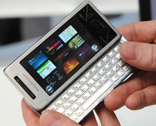 Анонсирован релиз Sony Ericsson Xperia