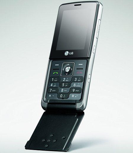 Музыкальный телефон LG KM380 в России