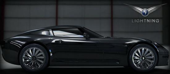 Lightning Cars, Lightning GT EV