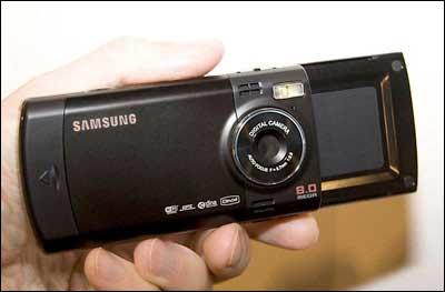 Samsung, i8510