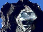 Жизнь могла зародиться на алмазах