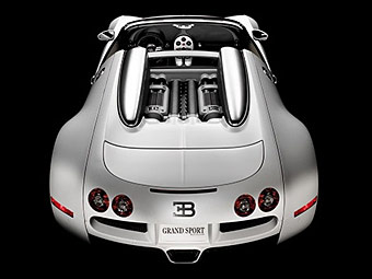 Bugatti, Veyron, Grand Sport