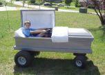 Новый транспорт в США - гроб на колесах