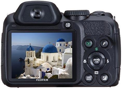 Fujifilm, FinePix, S2000HD