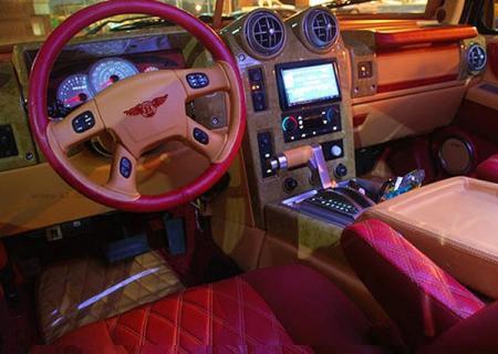 HUMMER, Bentley, Автомобиль