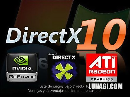 DirectX 10 NCT для Windows XP
