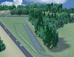 Солнечное шоссе скоро построят в США