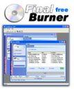 FinalBurner FREE 2.2 - запись дисков