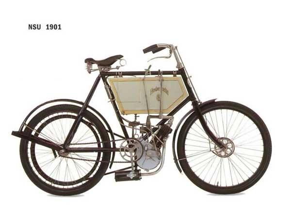 Старинные мотоциклы