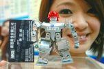 Самый маленький робот-гуманоид