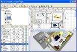 Sweet Home 3D 1.3.1 - 3D-расстановки мебели