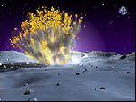 Астрономы изучают взрыв на Луне