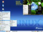 Linux Mandriva 2009 RC1 - лучшие пингвины