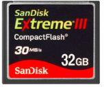 Екстремальная карта памяти SanDisk