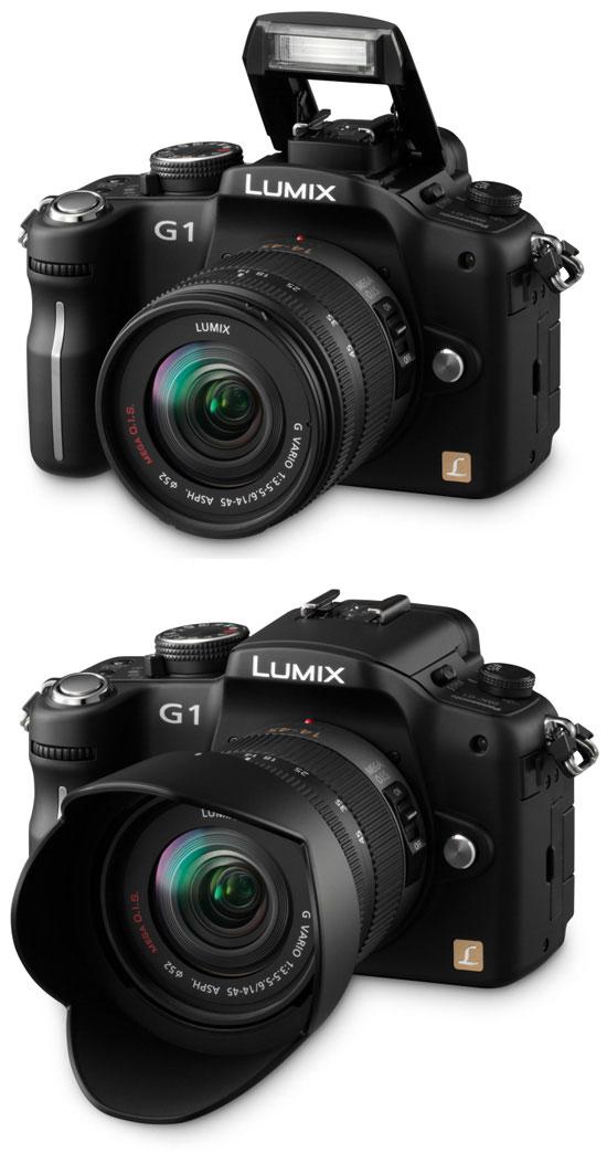 Panasonic, LUMIX DMC-G1