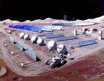 Проект электростанции для лунной базы