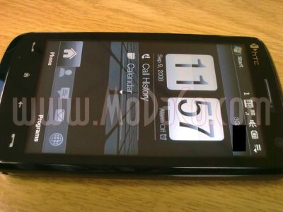 HTC, Touch, HD