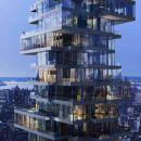 Leonard Street кривой небоскреб вырастет в Нью-Йорке