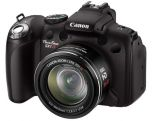 Canon выпускает ультразум PowerShot SX1 IS
