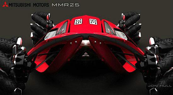 Mitsubishi, MMR25 Rally Racer