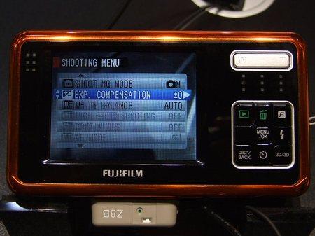 Fujifilm, FinePix Real 3D System