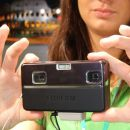 Компактный 3D фотоаппарат Fujifilm