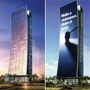 Гиганский дисплей возведут в Дубаи