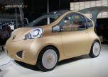 Необычный электроконцепт Nissan Nuvu