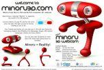 Трехмерная веб-камера Minoru 3D