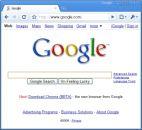 Google Chrome 0.3.154.6 - браузер от Google