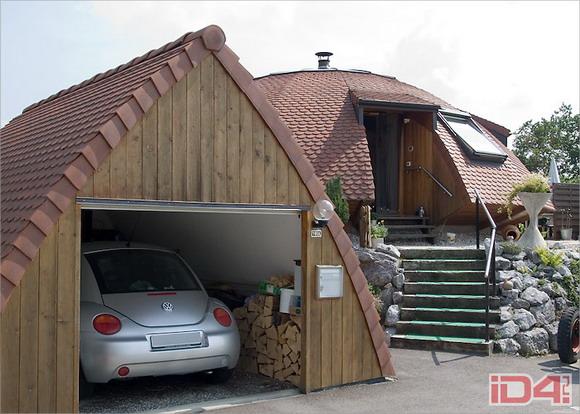 Domespace International, Дом
