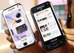 Samsung T*Omnia: новый дисплей и ТВ-тюнер