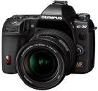 Фото и спецификации DSLR-новинки Olympus E-30