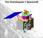 Индия успешно запустила первый спутник Луны