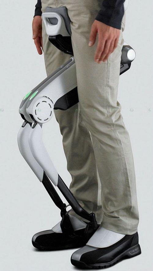 Honda, Робот, Ноги