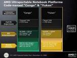 Мобильная платформа для нетбуков AMD Yukon
