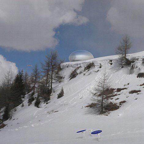 Альпийская капсула