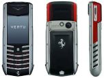 Ascent Ti Ferrari Nero свежая линейка телфонов Vertu