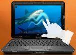 Сенсорный ноутбук HP TouchSmart tx2z
