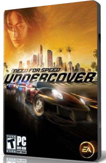 Скачать Need For Speed Undercover (2008) PC Rus