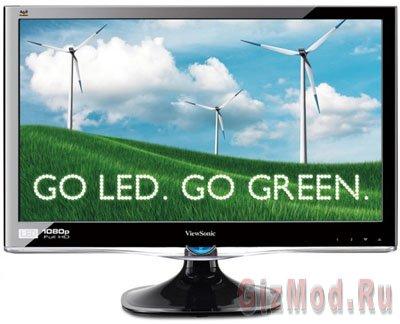 В этом году LED-мониторы вытеснят CCFL
