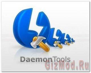 Daemon Tools Pro 4.40.0314 - виртуальные CD