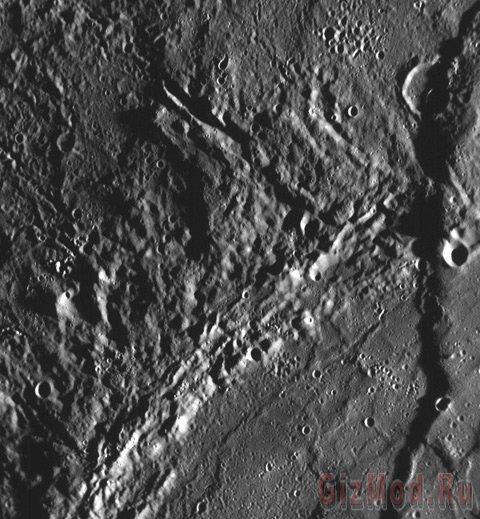 Messenger добрался до Меркурия