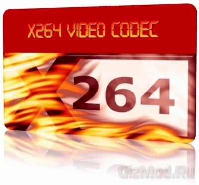 x264 Video Codec 1924 - лучший кодек