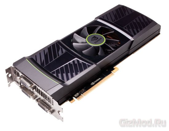 Анонс NVIDIA GeForce GTX 590 старт битвы титанов!