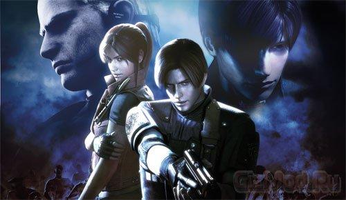 Следующая Resident Evil