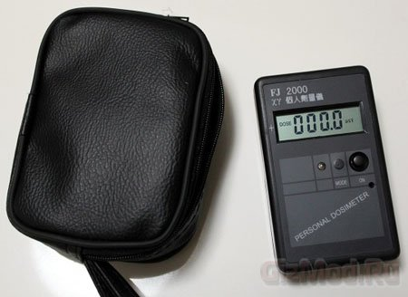 Дозиметр Geiger Counter FJ-2000