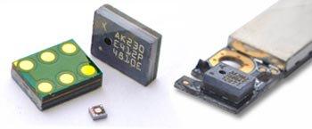 Самый маленький в мире прибор MEMS